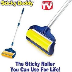 As Seen On Tv Sticky Buddy