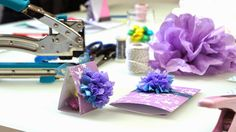 Gears Scrap & PARTY KIT: Un dolce dono floreale
