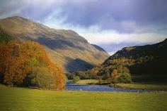 Glen Lyon in Perthshire Scotland.....heading there this year.  Perthsire is 'Gateway to the Highlands' and a beautiful central base from which to explore Scotland.