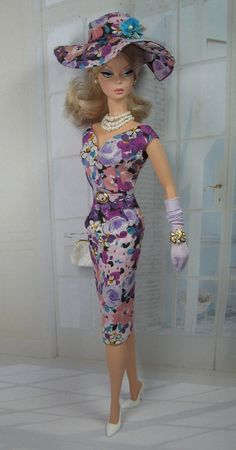 Morning Glory for Silkstone Barbie and Victoire by MatisseFashions