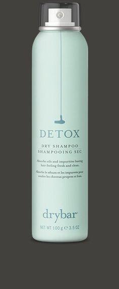 Detox Dry Shampoo Spray - Drybar Hair Care Products