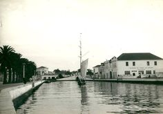 Portugal, Old Houses, Boats, Pictures, Old Photography