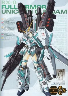 MS Girls Mobile Suit Gundam UC Version - Gundam Kits Collection News and Reviews
