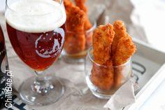 Legendarne cajun chicken strips - paluszki kurczaka z Luizjany Chicken Fingers, Chicken Strips, Cooking, Recipes, Louisiana, Foodies, Crusted Chicken, Kitchen, Cuisine