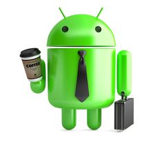 Free stock photo: Android with coffee and briefcase. Contains clipping path Free Photos, Free Stock Photos, Briefcase, Android, Samsung Galaxy, Tech, 3d, Coffee, Dolphins