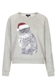 christmas kitty! #DearTopshop