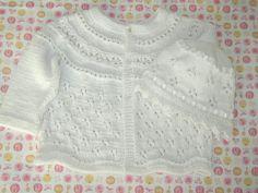 Easter Sweater & Bonnet...