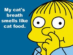 Deans Weekly Blog: Droughts, Ralph Wiggum and Sundays