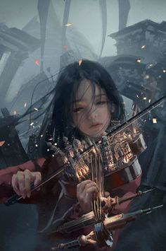 Dark Fantasy Art, Fantasy Girl, Fantasy Artwork, Anime Fantasy, Fantasy Character Design, Character Inspiration, Character Art, Beautiful Fantasy Art, Digital Art Girl