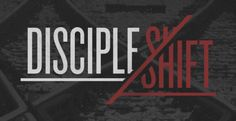 Disciple Shift Logo