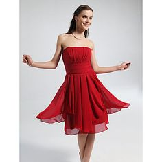 UK Dresses Off - UK Quality Wedding Dresses ,Prom Dresses And Occasion Dresses Online! Sweet 16 Dresses, Cute Dresses, Short Dresses, Prom Dresses, Wedding Dresses, Cheap Bridesmaid Dresses Online, Knee Length Bridesmaid Dresses, Bridesmaids, Chiffon Dress