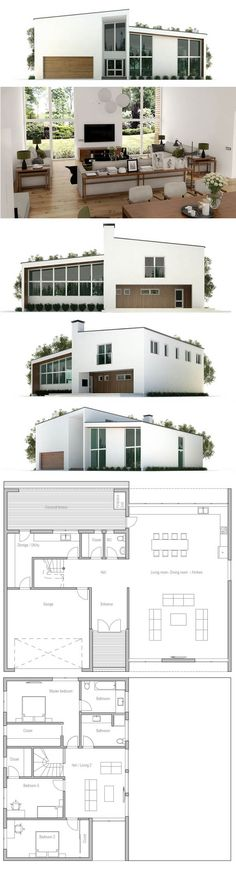 Icf construction icf construction 1000 for Modern icf home plans
