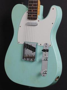 1959 Journeyman Relic Telecaster from the Fender Custom Shop!