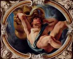 Aquário | O zodíaco no teto da Galeria Oriente