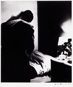 Bill Brandt, Soho Bedroom, 1934