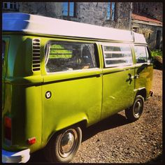 My 78 VW Westy, need to go traveling soon! When and where still not decided!