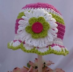 Crochet beanies at www.theedgeof17.com. I create handcrafted crocheted beanies For all sizes. Custom orders are welcome. Please stop by today to see all the styles.  Crochet hats for toddler, little girls, infants, teens and women. Crochet slouch, caps,  tams and even the ever fun beer can hats.