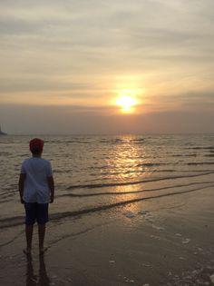 Koh Yao Yai morning groove at the beach