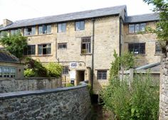 The Old Silk Mill, Chipping Campden Old Things, Spaces, Silk, Mansions, House Styles, Home Decor, Luxury Houses, Interior Design, Home Interior Design