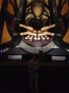 Mural de Diego Rivera, Dentro del Teatro de los insurgentes, México