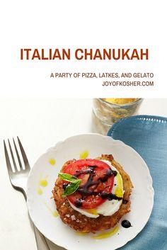 Italian Chanukah Party