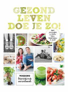Gezond leven doe je zo! van Jennifer & Sven is een lifestyleboek over gezonde voeding, beweging en ontspanning voor jonge (en oudere) mensen met een druk leven. Het boek bevat o.a. 100 gezonde recepten, weekmenu's en overzichtelijke boodschappenlijstjes.