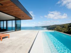 The idea of an Australian beach house has come a long from the simple shacks of the past.