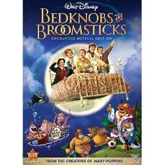 Bedknobs and Broomsticks Enchanted Musical Edition $12.49