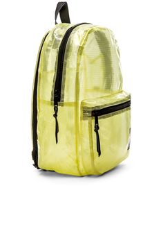 Stussy   Yellow X Herschel Taurpaulin Lawson Backpack for Men   Lyst 7a6e077e261f