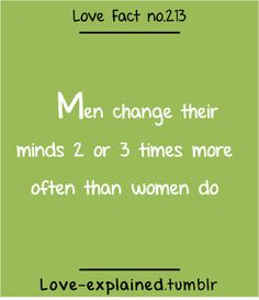 Love facts (men,relationship,love,mind,psychology,green,didyouknow,mood,happy,sad)