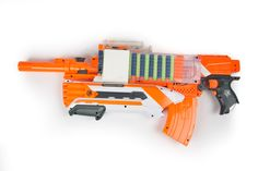 What started as a quest for nerf-aided vengeance has turned into a robust 3D Printing business dedicated to modifying off-the-shelf nerf guns