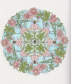 Mandalas coloring book 001 by Creative Haven