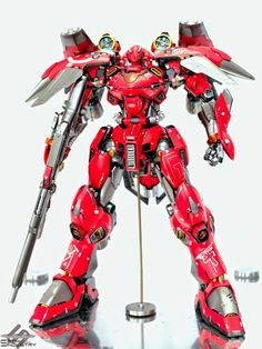 Custom Build: G-System 1/60 AGX-04A Gerbera Tetra Plus with LED - Gundam Kits Collection News and Reviews