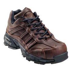 57601d120558 Men s Nautilus N1670 - Brown Steel Toe Shoes