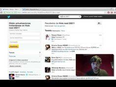 Como buscar en twitter - Comandos de búsqueda en twitter