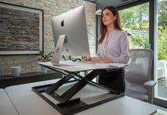 Meet Opløft: the world's first truly agile sit-stand platform Minimalist Home Furniture, Sit Stand Desk, Garden Studio, Home Office, Dreaming Of You, Standing Desks, Platform, Meet, Stability