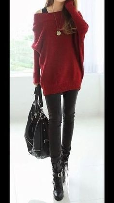tights burgundy sweater dress fall outfits fall sweater winter sweater red winter outfits