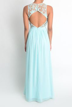 Affordable Floor Length chiffon Bridesmaid Dress in 9 Colors