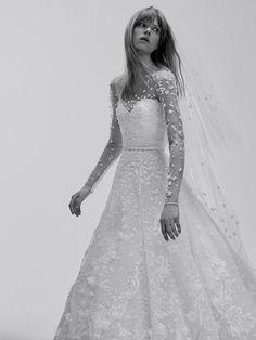 Elie Saab Bridal Wedding Dresses 2017 Spring / Summer