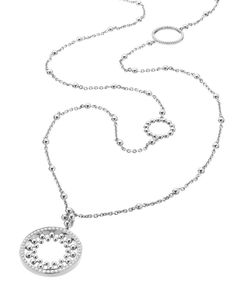 Boodles white gold and diamond necklace from the Circus collection, 2013