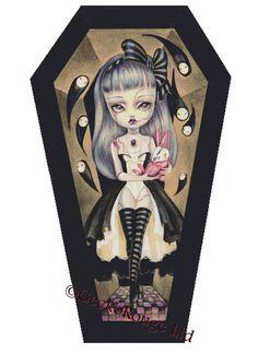 Extra Large Cross Stitch Kit ' Angeline ' By Simona by GeckoRouge
