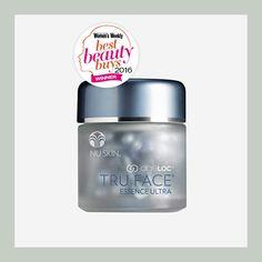 Best Beauty Buys 2016: Best Anti-Ageing Serum – Nu Skin ageLOC Tru Face Essence…