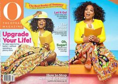 How to get your book into Oprah Magazine - Selena Soo