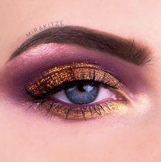 31 Looks: Makeup for Valentines Day 2018 > CherryCherryBeauty.com > mirakitze / Instagram