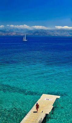 Corfu Island Greece shared by Alket Bibe