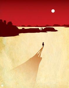 Red Dead Redemption by Brad Vandenberg
