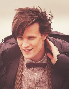 I didn't think I'd like anyone playing the Doctor after David Tennant.. but I'm really loving this guy.