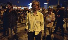 #standingman Turkish man inspires hundreds with silent vigil in Taksim Square Erdem Gunduz – dubbed 'standing man' – stages eight-hour vigil and is joined by 300 people during silent protest. http://www.guardian.co.uk/world/2013/jun/18/turkish-man-silent-vigil-taksim-square?CMP=twt_gu