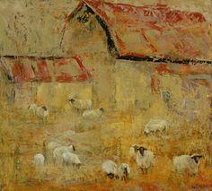 Ba Ba Barn by Mary Roberson