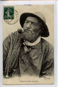 W16E107 361 Normandy Fisherman 1911 Used VG | eBay